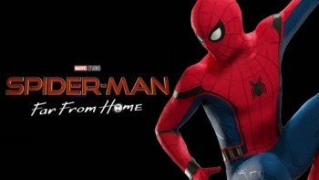 spiderman: far from home revelo su primer trailer