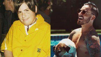 los famosos que se animaron al #10yearschallenge