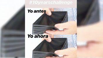 los mejores memes que dejo el #10yearschallenge