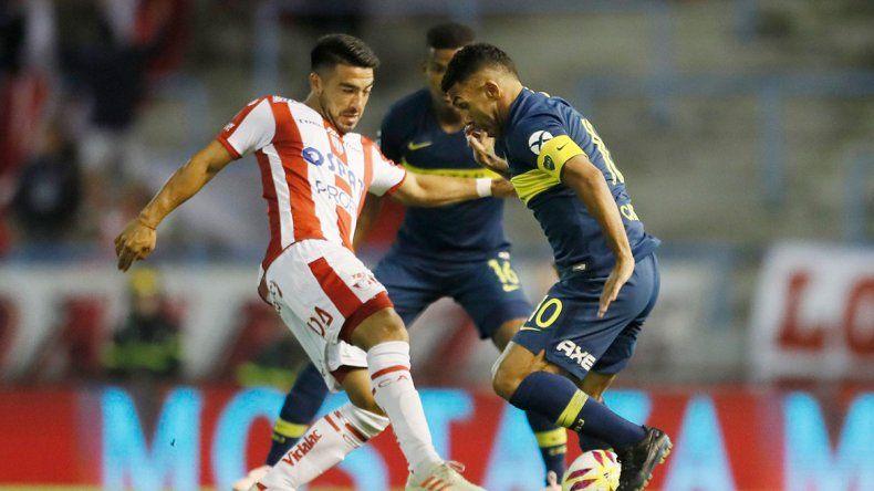 Unión le dio otro golpe a Boca en  el debut de Alfaro