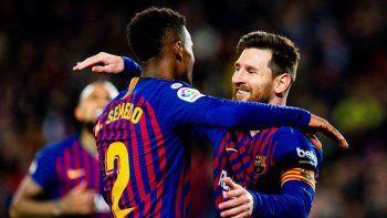 barcelona clasifico a cuartos de la copa del rey