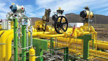 nacion autorizo nuevas exportaciones de gas neuquino a brasil