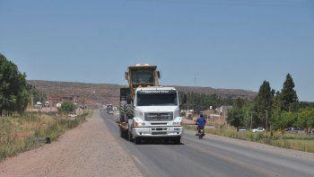 quieren prohibir el ingreso de camiones chilenos