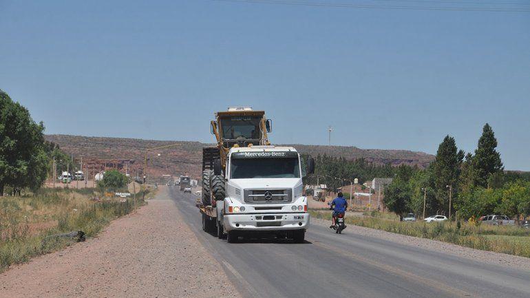 No quieren que entren más camiones chilenos por el coronavirus