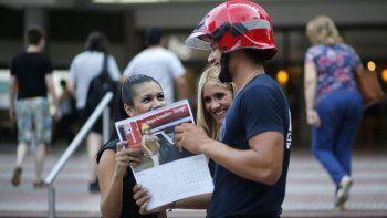 calendario hot de bomberos paraguayos