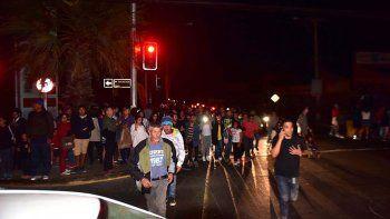 dos chilenos mueren del susto durante la evacuacion del sismo