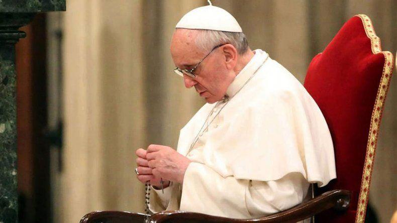 El Papa cambió el padrenuestro