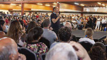 gutierrez: hay un proyecto provincial frente a otras 8 listas