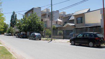 El robo ocurrió en una vivienda sobre calle Saavedra al 400 de Cipolletti.