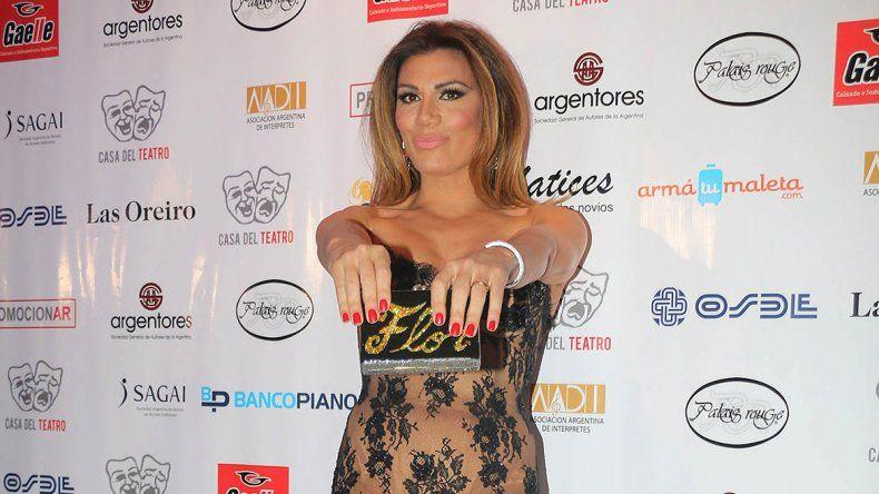 Maradona se refirió a la actriz como Florencio.