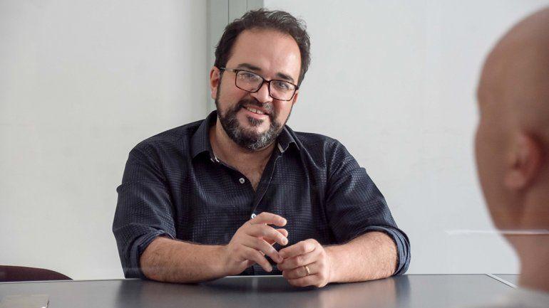 Mario Jordán Díaz encabeza el macrismo de Cutral Co.
