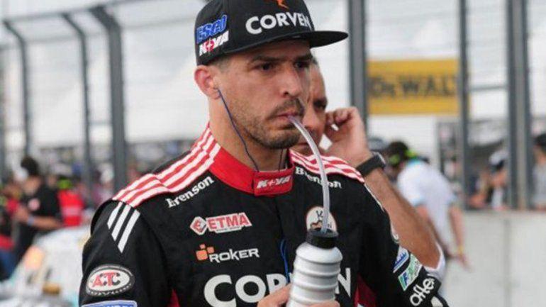 Matías Rossi pondrá en marcha su año deportivo en Centenario.