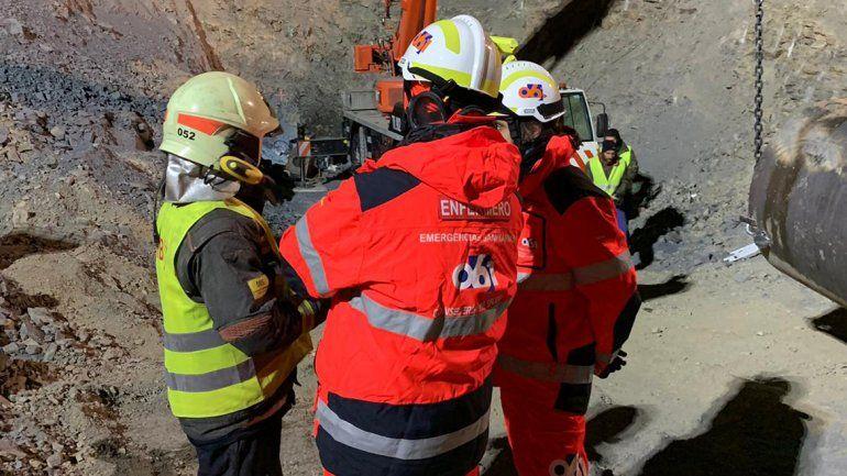 Hallaron sin vida a Julen, el niño español atrapado en el pozo