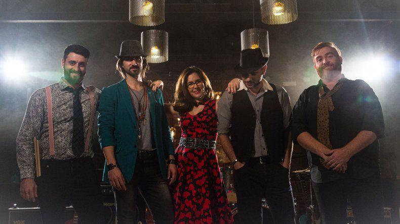 Big Mama adelantará su primer disco en la fiesta neuquina.
