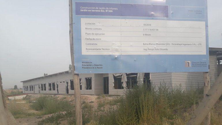 Reclaman la urgente construcción de escuelas en Plottier