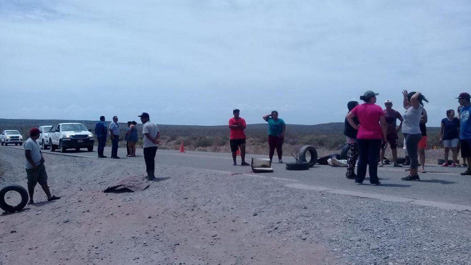 Sauzal Bonito: reclamaron respuestas en la Ruta 17 por la continuidad de los sismos