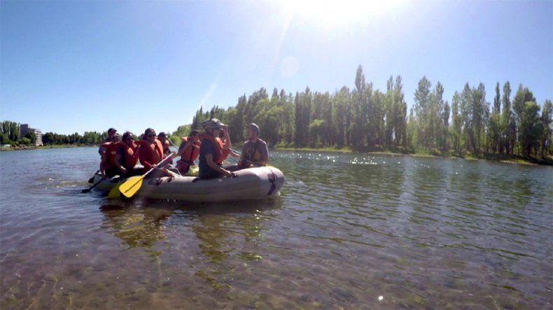 La ciudad de Neuquén comienza a imponerse como destino