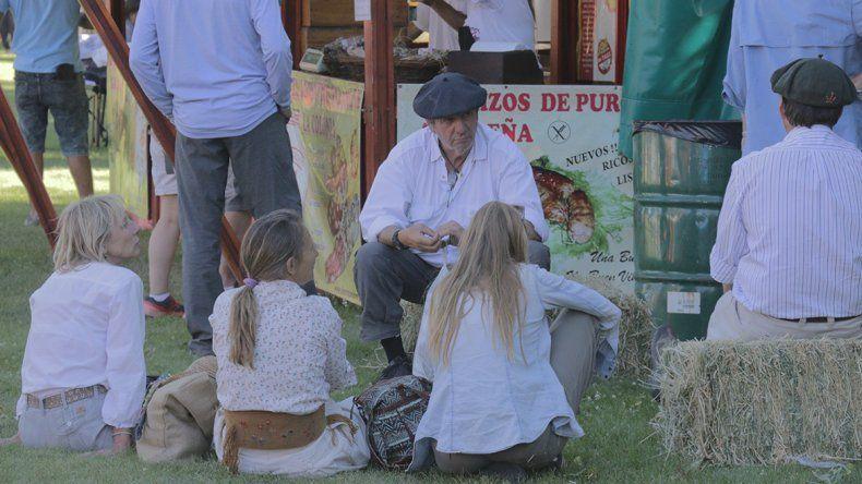 Nos metemos en la Expo Rural en Junín de los Andes