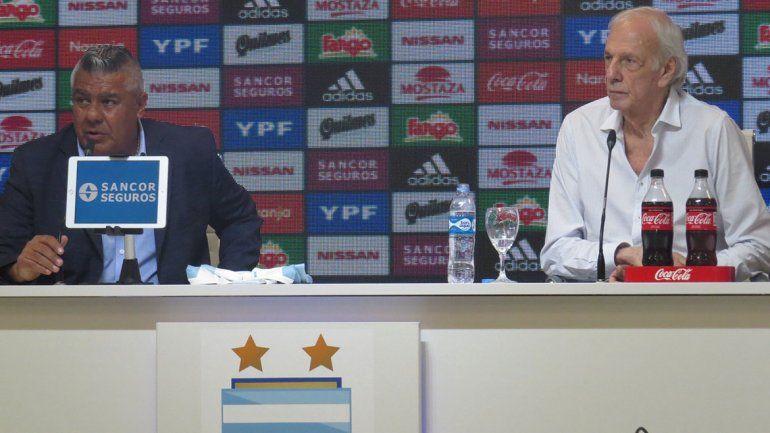 Messi vuelve: Menotti fue presentado como Director de Selecciones
