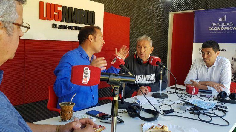 Gutiérrez: La única candidatura que tendré es la de gobernador