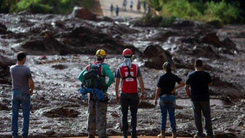 Vale reconoce 400 desaparecidos de su empresa tras la avalancha