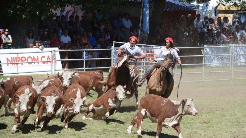 Lanzaron la Expo de la Sociedad Rural de Neuquén