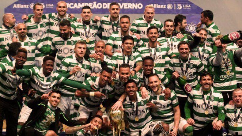 El Huevo Acuña, título ¿y adiós al Sporting?