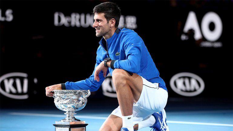 Djokovic aplastó a Nadal y conquistó su séptimo título en Australia
