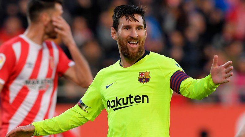 Video: Barcelona volvió a ganar con una perlita de Leo Messi
