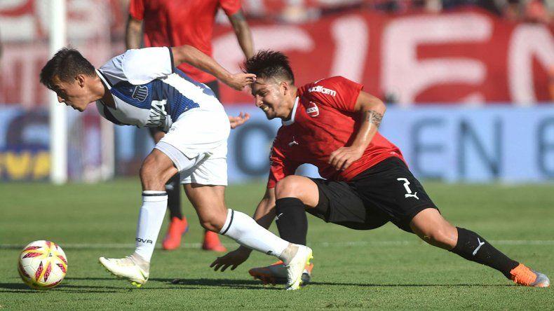 Independiente no lo definió y Talleres le arrebató dos puntos en Avellaneda