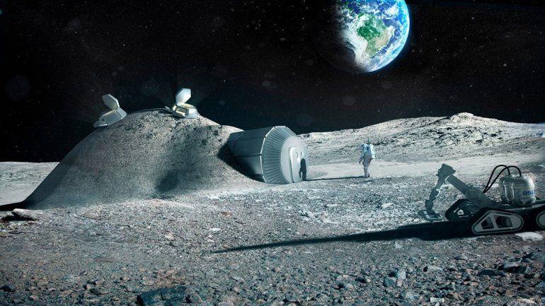 China, EE.UU. y Rusia empezaron la batalla espacial por la Luna
