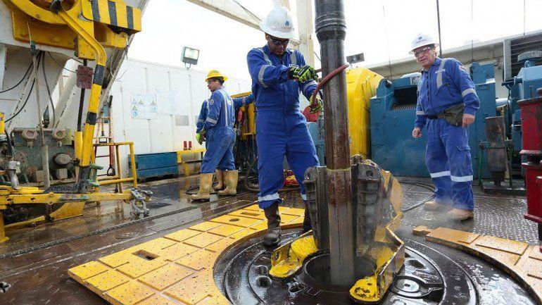 Hubo un explosivo crecimiento de los oficios petroleros