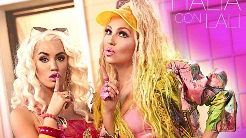 Lali Espósito respondió a las críticas por su nuevo tema con Thalía