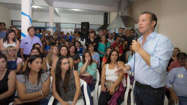 Gutiérrez: Se discute entre un modelo libre y otras listas que rinden cuentas en Buenos Aires
