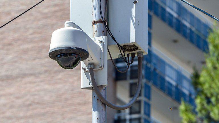 La Provincia ya instaló 280 cámaras de vigilancia en la ciudad
