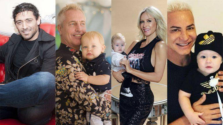 Piquín contra Marley, Luli y Flavio Mendoza: Traer un bebé al mundo para salir en una revista conmigo no va