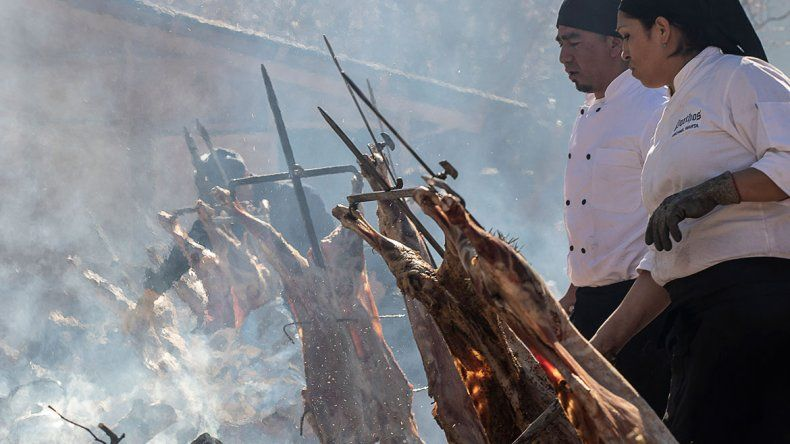 Asadores de cordero mostrarán su talento en San Martín