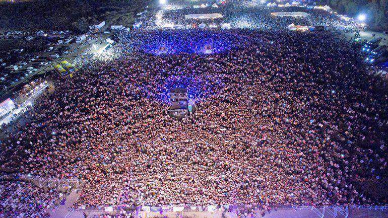 La Fiesta de la Confluencia tendrá perfil de festival y esperan récord de público