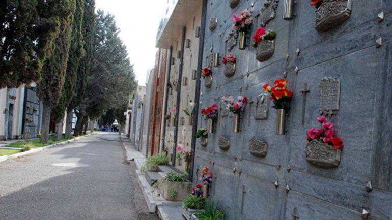 Una vecina fue a retirar las cenizas de su madre al Cementerio Central y las habían perdido