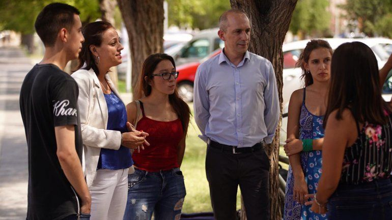 En campaña: Mercedes Lamarca quiere crear un programa de Empleo Joven