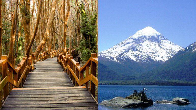 Conocé como votar a los dos atractivos sitios de Neuquén finalistas del concurso 7 Maravillas Naturales Argentinas
