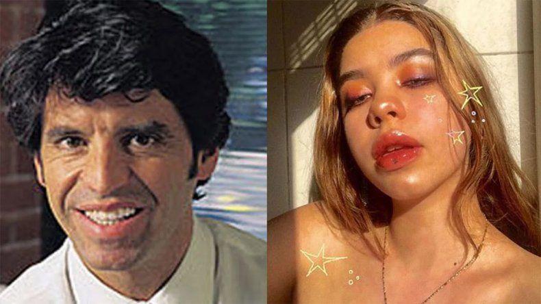 La hija de Andrea del Boca contra su padre: Él me dijo Tenés olor a cu..., no te quiero al lado mío