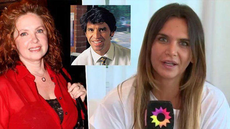¡Al barro! Granata se metió en la polémica entre Andrea del Boca y su ex