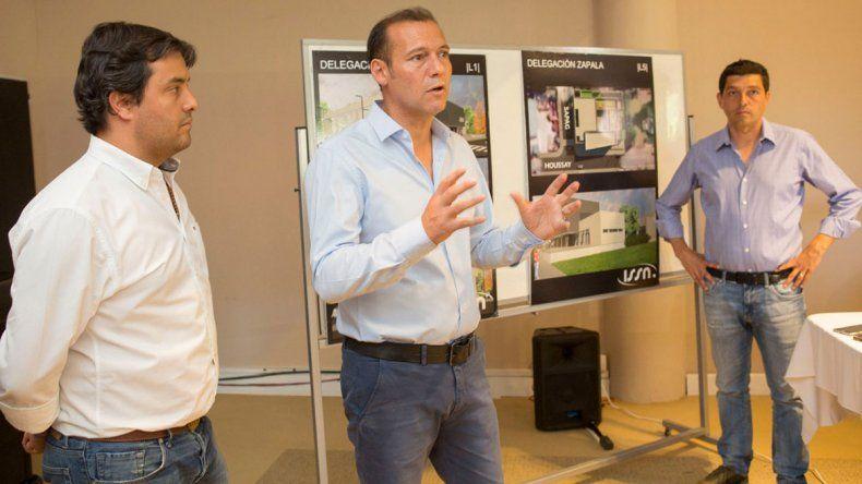 Zapala: Gobierno anunció nuevo edificio de ISSN y el kartodromo
