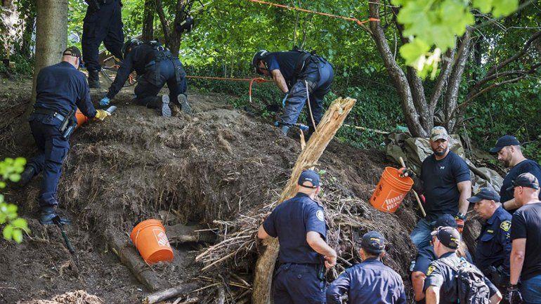 Un jardinero de 67 años mató y mutiló a ocho gays