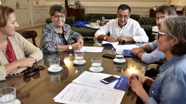 Provincia aseguró los fondos de Nación para terminar los jardines