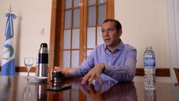 gutierrez anuncio quien sera el jefe de gabinete