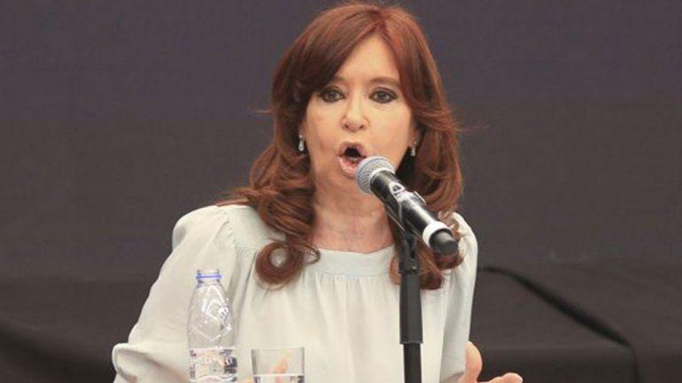 DAIA no quiere dejar la demanda contra Cristina