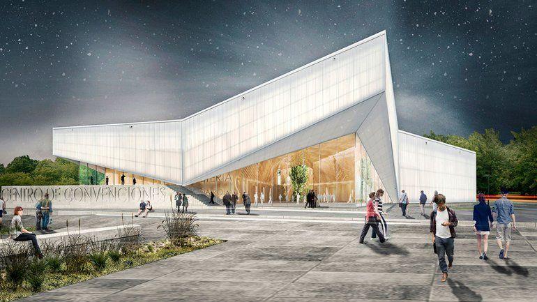 Licitarán el Centro de Convenciones para la Isla 132