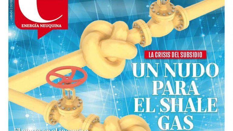 Un nudo para el shale gas